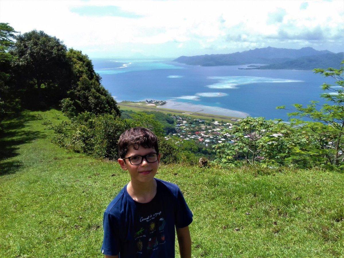 Raiatea : randonnées dans la forêt humide et au Mont Tapioi