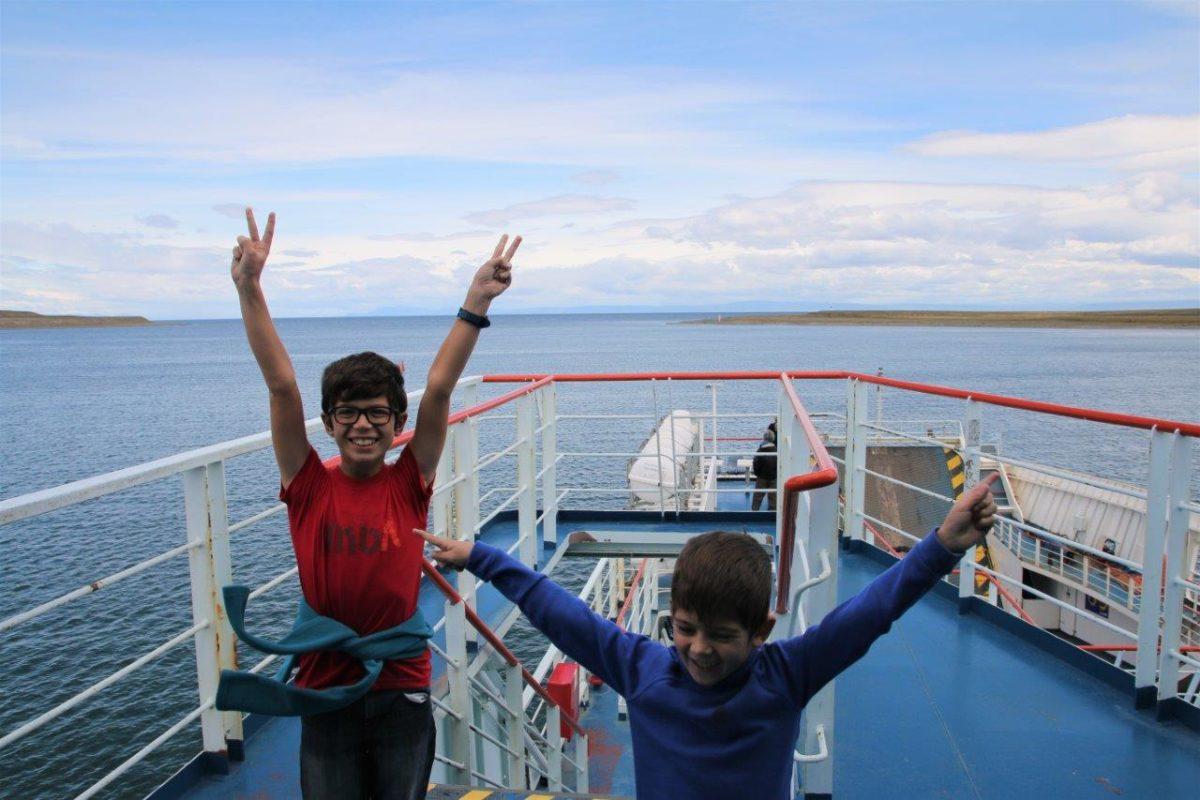 Punta Arenas : le retour