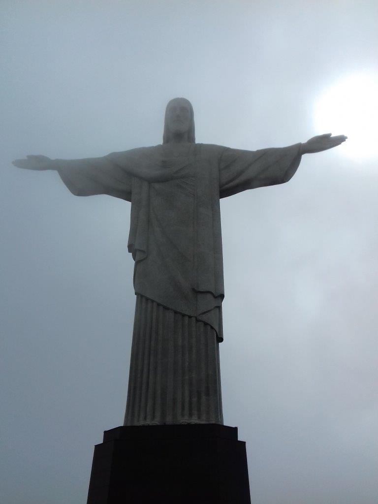 Le Christ Rédempteur Corcovado (O Cristo Redentor) Rio de Janeiro