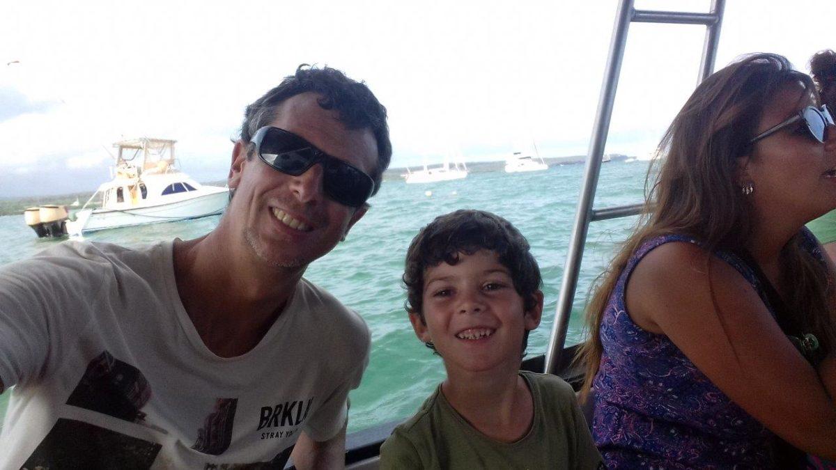 Galápagos : de San Cristobal à Santa Cruz… la plaisance c'est le pied !