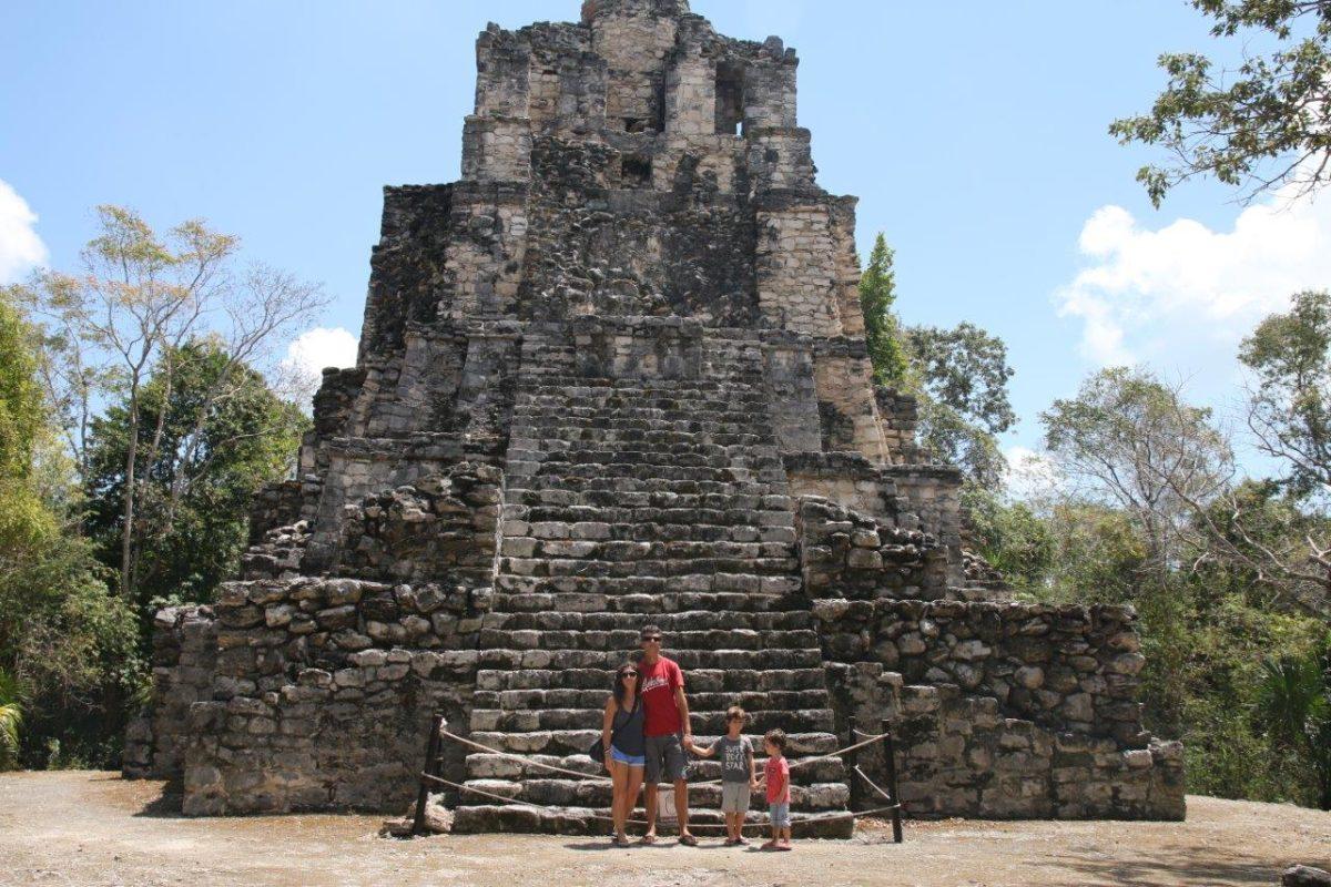Muyil : notre première rencontre avec les cités Mayas