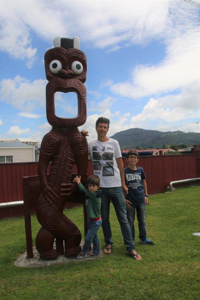 Rotorua : la ville bouillonnante sur un volcan