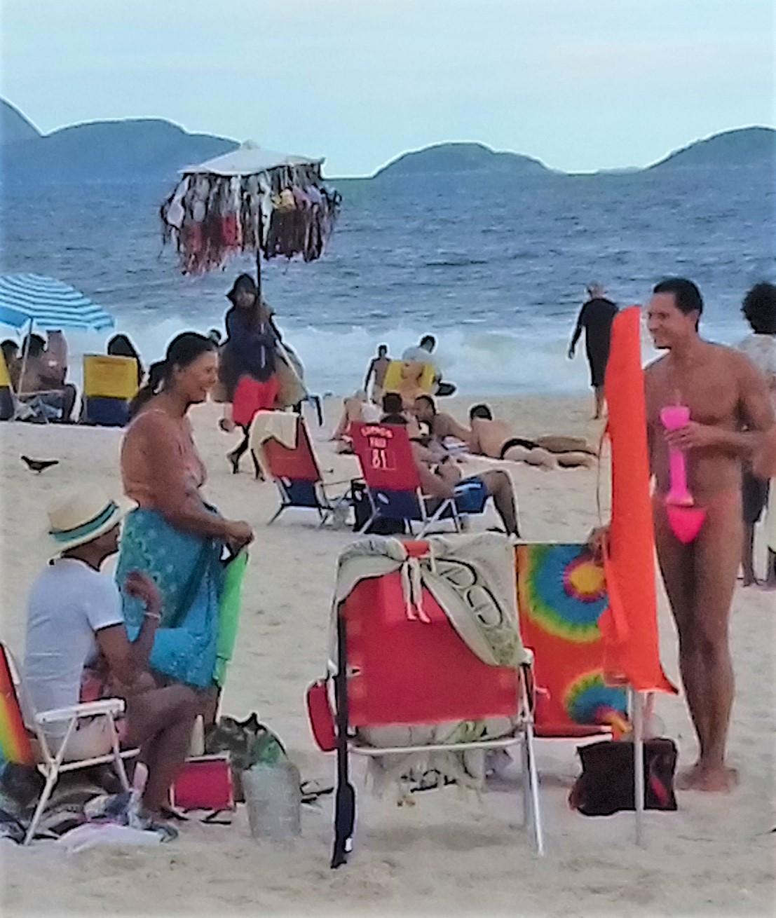 Les botecos (petits bars en plein air) de Copacabana