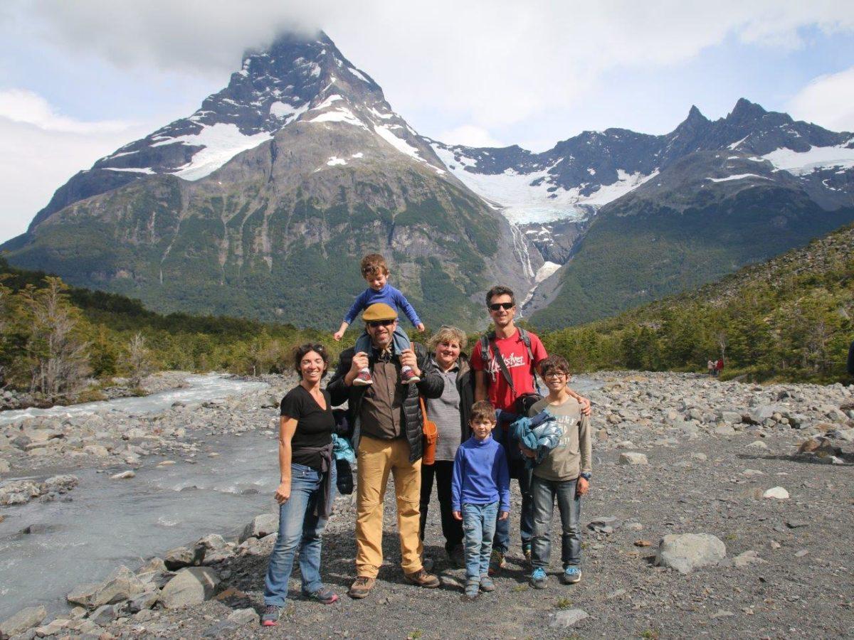 Parque Nacional Los Glaciares : rencontre avec Silvina et Carlos