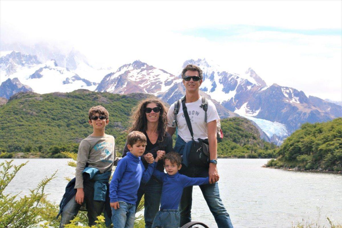 El Chaltén : Randonnée à la Laguna Capri par le Fitz Roy Trekking