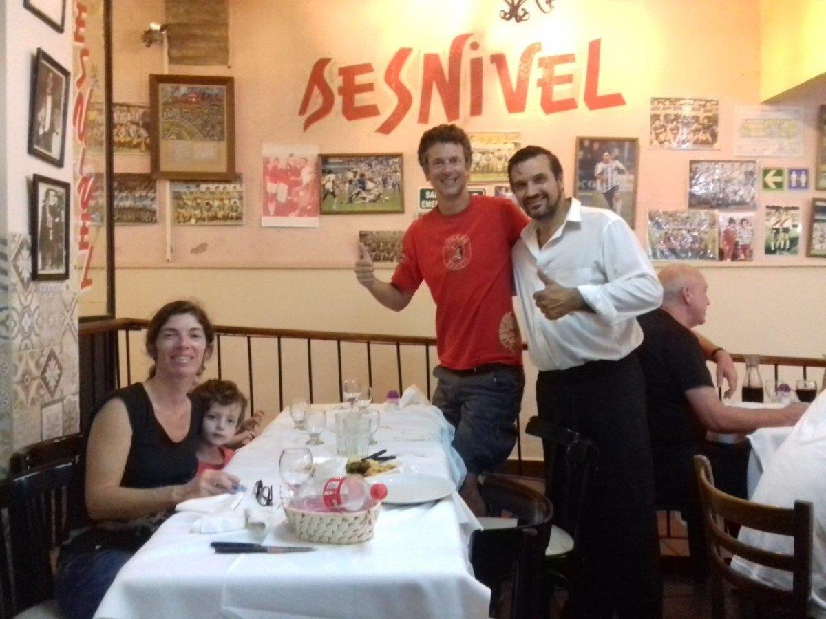 Buenos Aires : notre appart, La Boca, et San Telmo