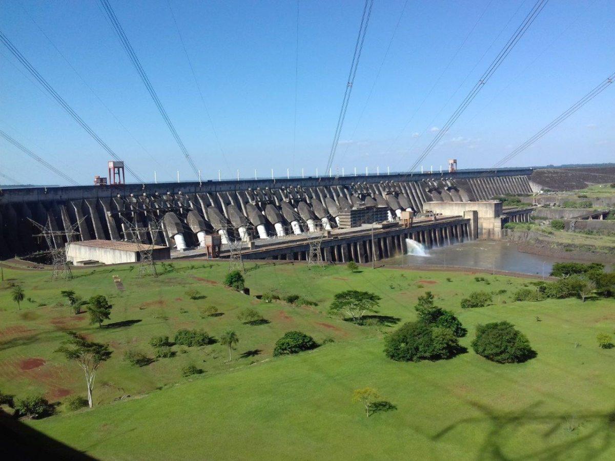 Le Barrage d'Itaipu
