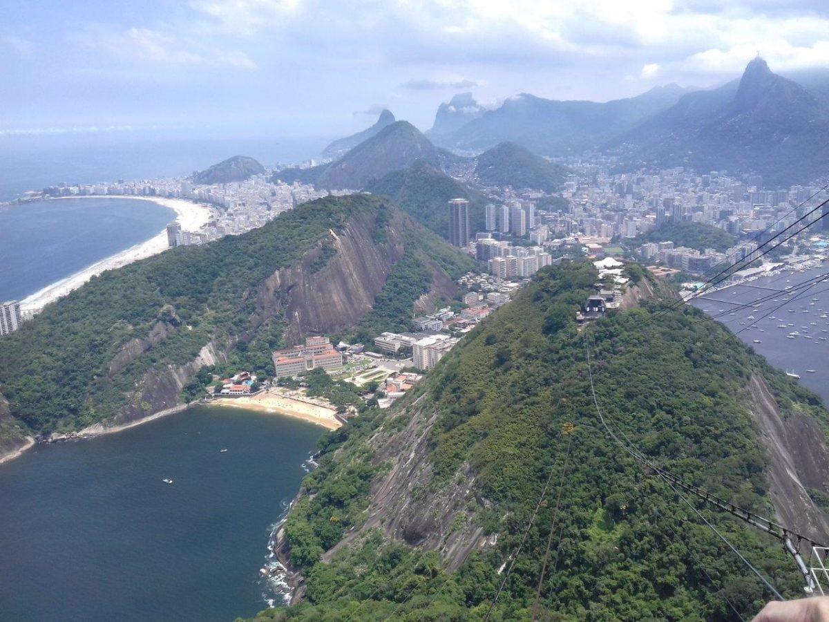 Le Pain de Sucre de Rio de Janeiro (Pão de Açúcar)