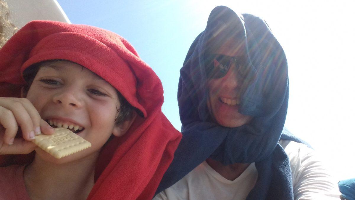 Galápagos : la navigation c'est le pied !!! De Isla Isabela à Isla San Cristobal