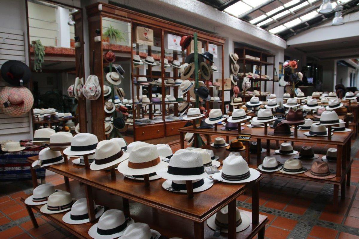 Cuenca : le mercado, le musée du sombrero, et un super resto